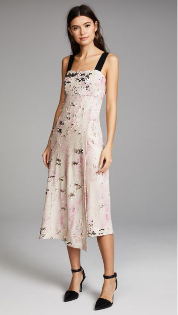 rachel-comey-Pink-Clouds-Slacken-Dress